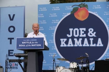 In Campaign's Final Week, Biden Goes on Offense While Trump Plays Defense