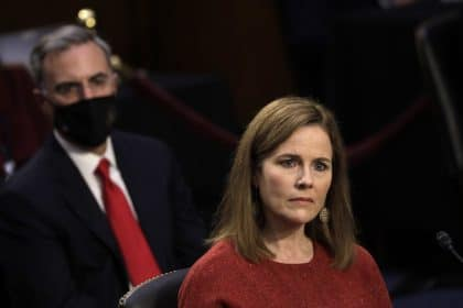Amy Coney Barrett Supreme Court Nomination Expected to Advance During Rare Sunday Senate Session