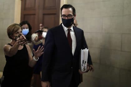 Mnuchin Virus Relief Plan Includes More State, Local Funds; House Delays Vote