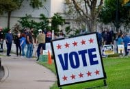 Pew Study Suggests Ticket-Splitting Will Be Almost Nonexistent on Election Day