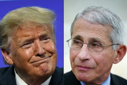 Trump Targets Fauci Instead of COVID-19 as Cases and Deaths Rise