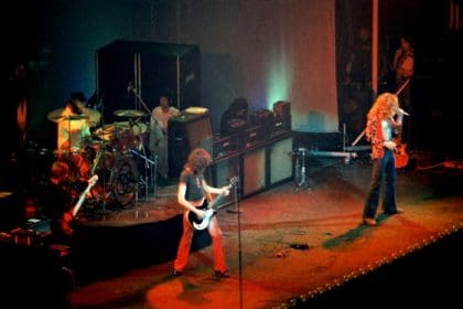 Led Zeppelin Victorious in 'Stairway to Heaven' Copyright Case