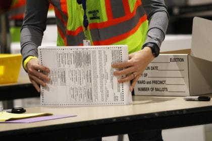 Only 10,000 Pa. Mail Ballots Arrived After Election Day — Far Too Few to Change the Result if Tossed