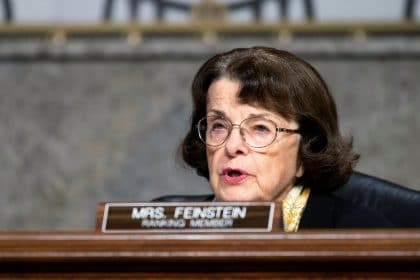 Feinstein Won't Seek Top Democrat Spot on Judiciary Committee