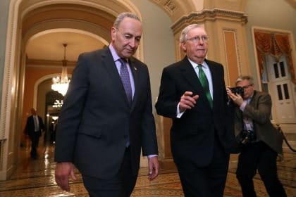 McConnell, Schumer to Remain Senate Leaders