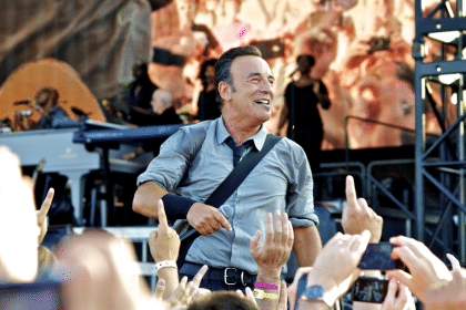 Springsteen Wrestles With Death