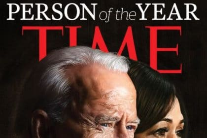 Time Magazine Names Biden, Harris 2020 Person of the Year