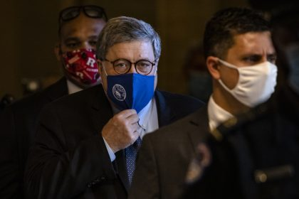 US Attorney General William Barr Steps Down Amid Tumult at Justice Department