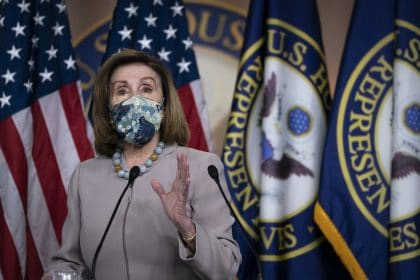 Pelosi Suggests Lawmakers Work Through Christmas to Secure COVID-19 Stimulus
