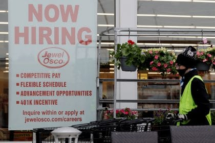 US Employers Add a Modest 245,000 Jobs as Virus Intensifies