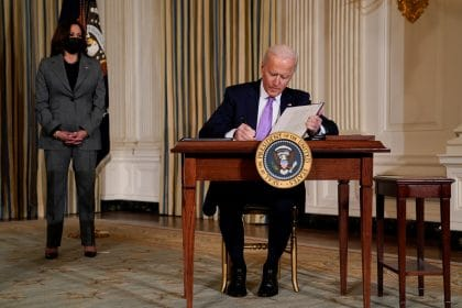 Biden Signs Executive Order to Expand Special Enrollment Period for Affordable Care Act
