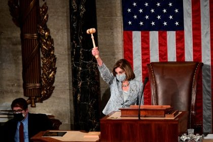 Pelosi Narrowly Reelected Speaker, Faces Difficult Two Years