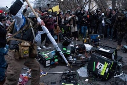 DC's Top Federal Prosecutor Condemns Violence Against Journalists at Capitol Riot