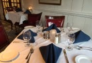 Indoor Dining to Resume in the District of Columbia at 25% Capacity