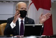 Biden Tells Virtual Gathering Face Mask Distribution Coming