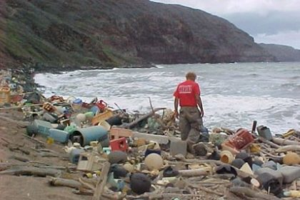 Researchers Highlight the Need to Build Data to Tackle Marine Debris
