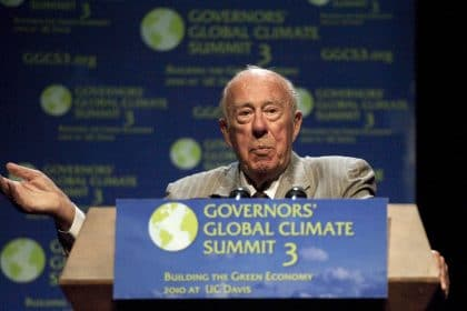 George Shultz Wasn't 'Afraid to Struggle Against the Odds'