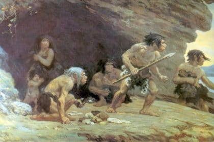 If You've Resisted COVID So Far, You May Have Your Caveman Ancestors to Thank