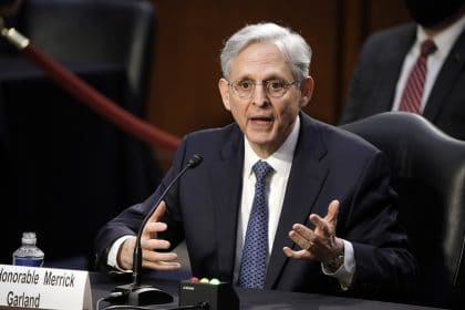 Strong Bipartisan Support Bouys Garland to AG