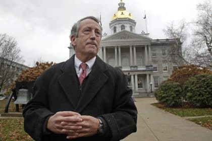 Former SC Governor, Congressman Mark Sanford Joins Lobbying Firm