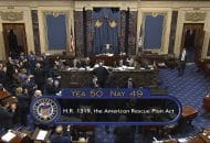 Senate Approves $1.9 Trillion COVID-19 Relief Package
