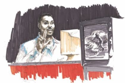 Library of Congress Acquires Rodney King Courtroom Sketches