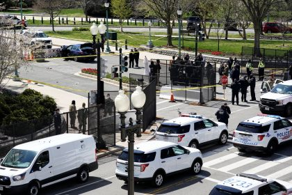 Capitol Police Officer Killed, A Second Injured In Vehicle Attack