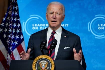 Biden Aims For U.S. 'Leadership' On Climate, Announces Reduction in Emissions