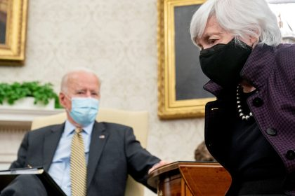 Yellen: Biden's Phased-in Spending Plan Won't Fuel Inflation