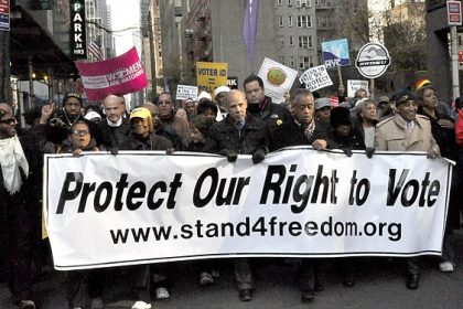 Civil Rights Advocates Ask Congress to Protect Voting Rights