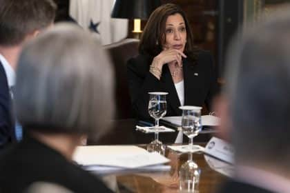 Biden Taps Harris for Lead Role In Protecting Voting Rights