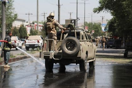 Airstrikes Still a Possibility After Afghan Pullout