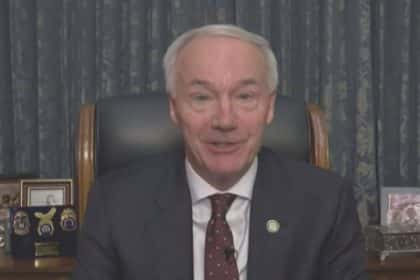 Asa Hutchinson to Chair National Governors Association