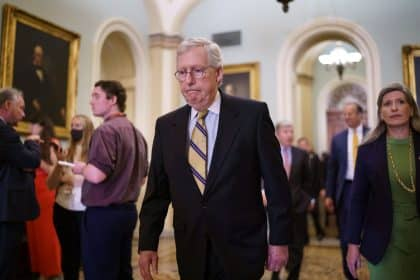 Big Infrastructure Bill in Peril as GOP Threatens Filibuster