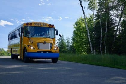 Poll Shows Two-Thirds of Voters Support Investments in Zero-Emission School Buses