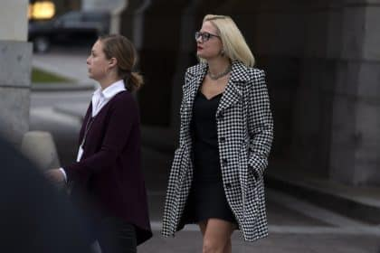 With McCain in Mind, Sinema Reaches for Bipartisanship