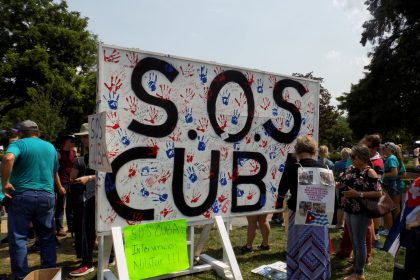 Explainer: Shortages in Cuba Led to Unrest, Questions About Future US Role