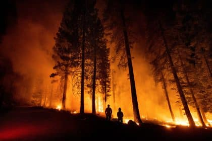 Evacuations Lifted as Progress Made Against Fires in US West