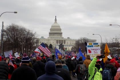 Capitol Police Officers Sue Trump, Stone, Extremist Groups Over Jan. 6