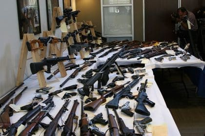 Mexican Government Sues Gunmakers For Contributing to Drug Cartel Violence