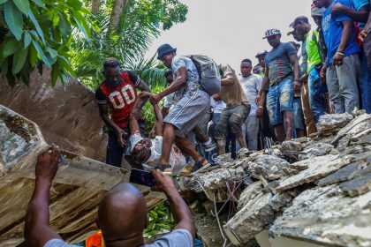 USAID Sends Search and Rescue Teams to Assist With Haitian Quake Response