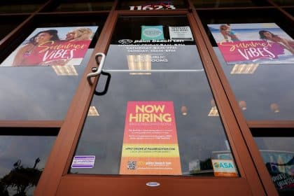 U.S. Job Openings Hit a Record 10.1 Million in June