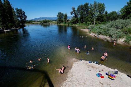 Pacific Northwest Braces for Another Multi Day Heat Wave