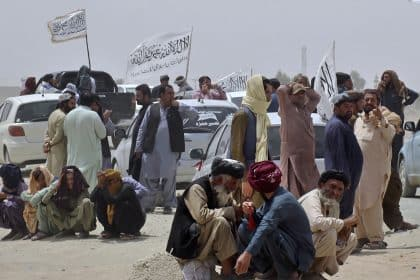Taliban Announce 'Amnesty,' Urge Women to Join Government