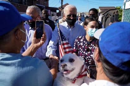 Biden, Dems Push Civilian Climate Corps in Echo of New Deal
