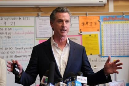 Democrats Push for Changes to California Recall Efforts