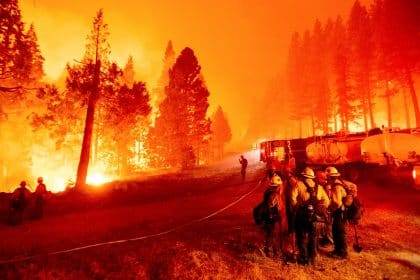 Experts Weigh Policy Options For Increasingly Costly Wildfires