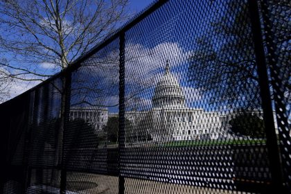 Fencing Surrounding Capitol to Return Ahead of Sept. 18 Rally