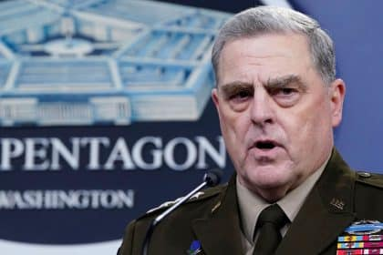 Top US General Holds 'Productive' Talks With Russian Officer